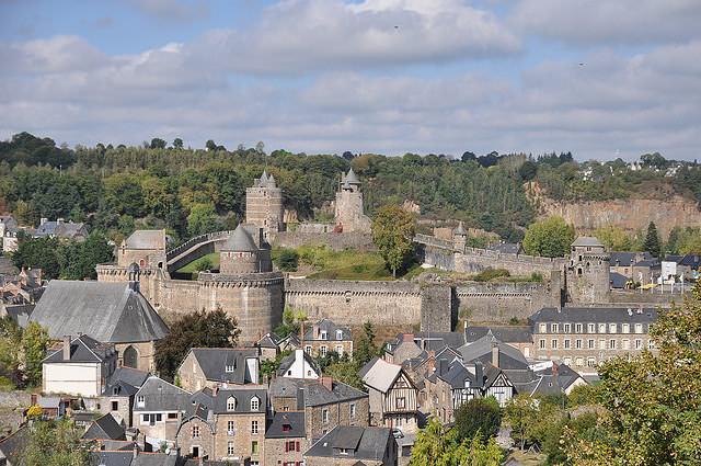 Castillos de Francia