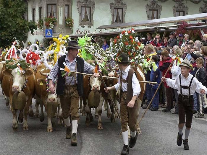 Festival Tirolés