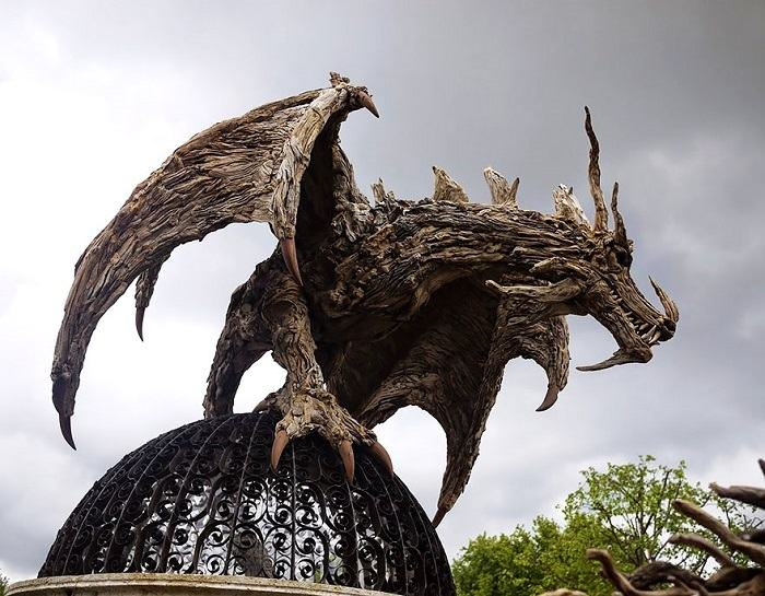 Esculturas en Madera