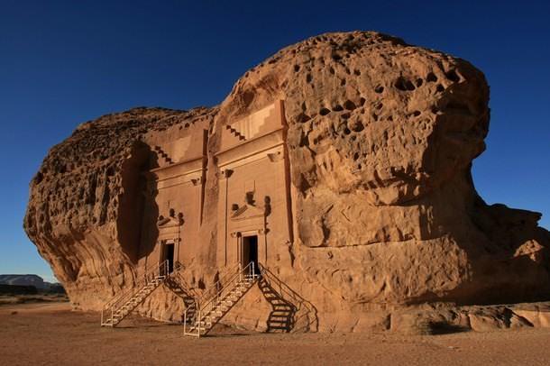 Arquitectura rupestre
