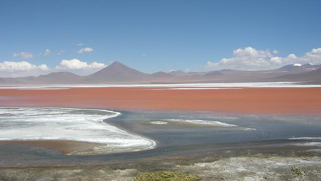 Lagunas Coloridas