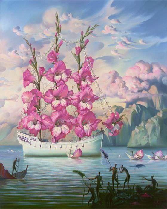 Pinturas surrealistas