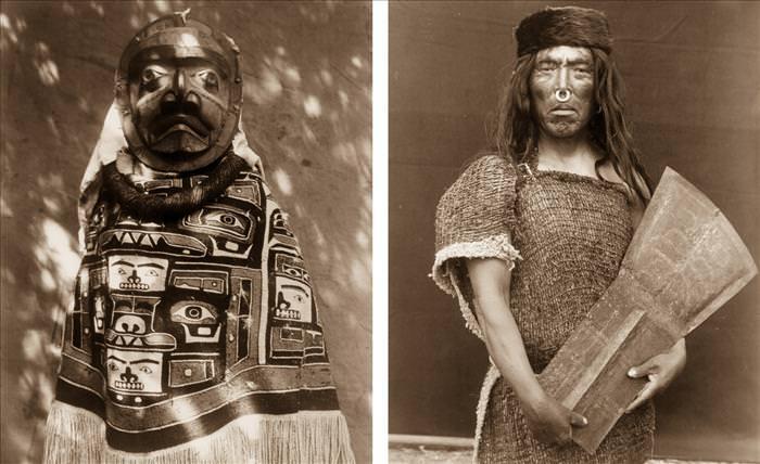 Impresionantes Retratos De Los Nativos Americanos Siglo XX
