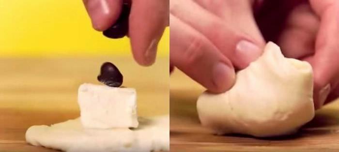 prepara pan de mono