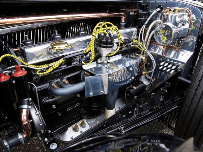 Bentley Speed Six