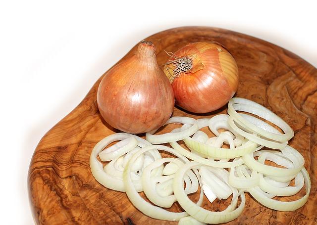 usos cebolla