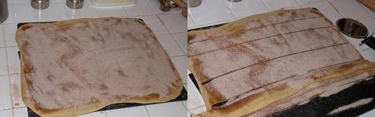 pan dulce de canela
