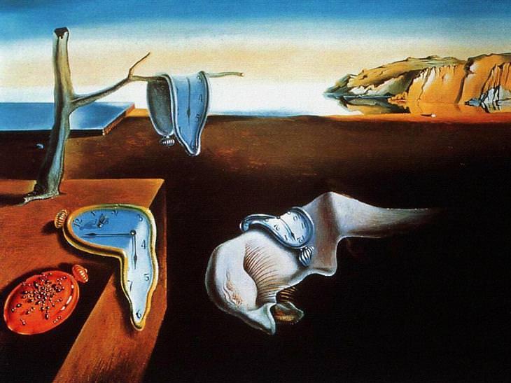 ¿Un homenaje al queso? La persistencia de la memoria de Salvador Dali (1931) 88a0df53-c6a0-4a17-9992-e37fba995771