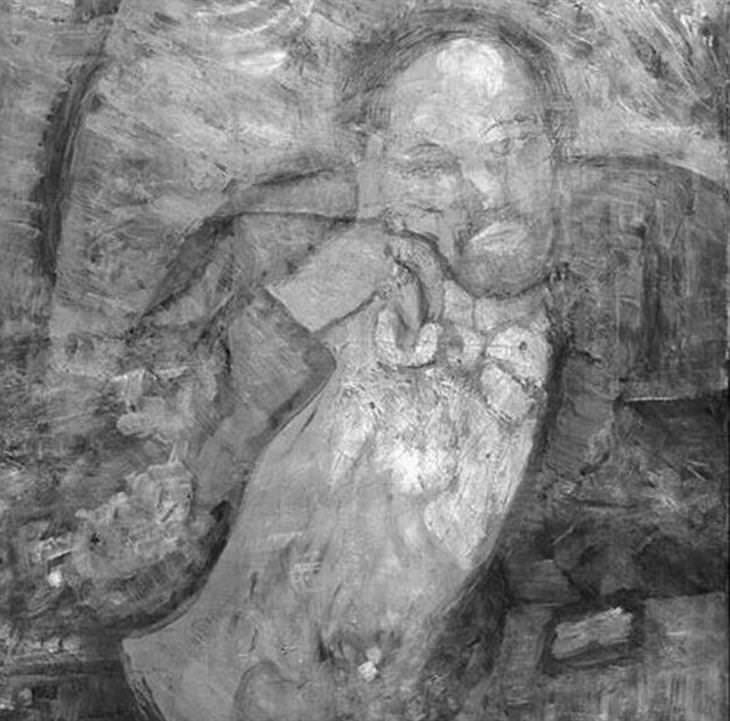 ¿Qué ves bajo la superficie? La habitación azul de Pablo Picasso (1901) F8b056ce-0cd7-4b70-8de8-540f305e5e9c