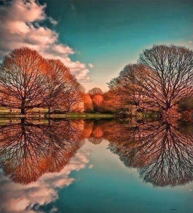 20 fotos con reflejos