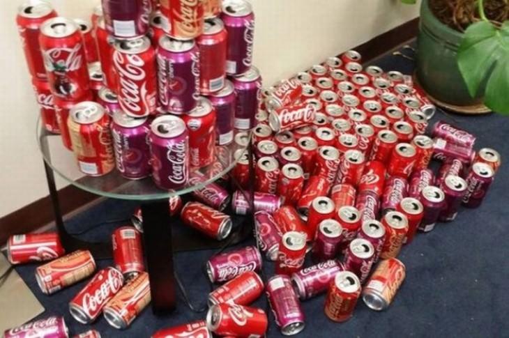 efectos beber coca cola