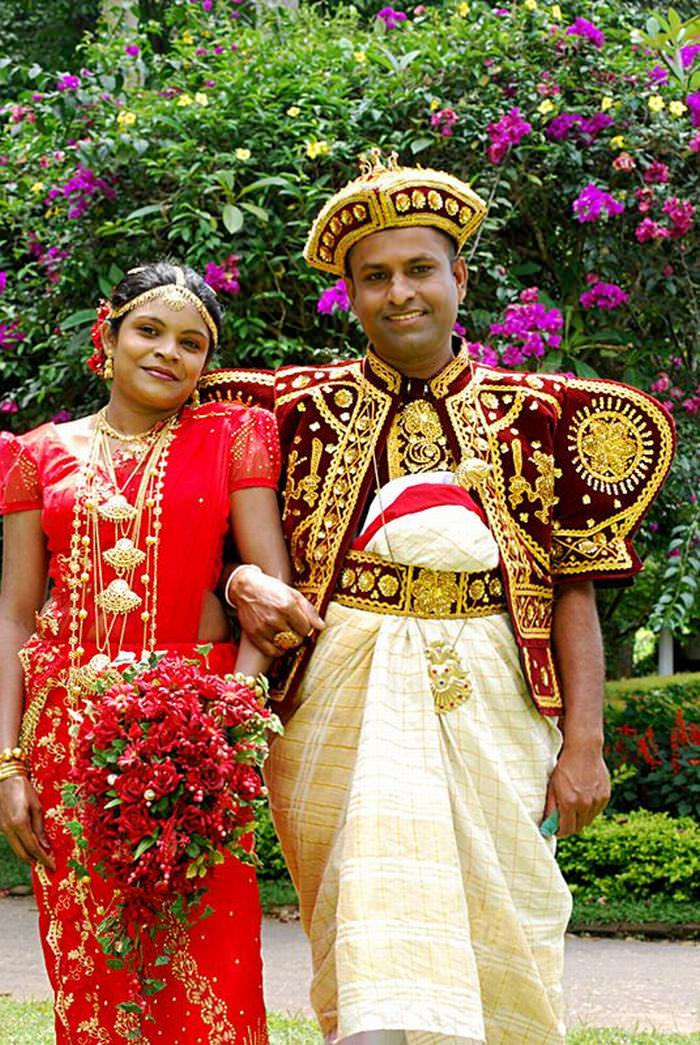 vestidos de boda de todo el mundo
