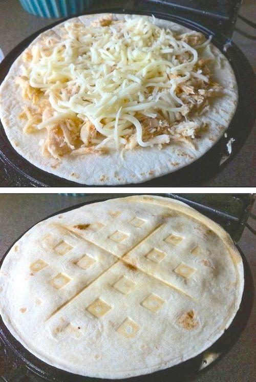 8  Platos Que Puedes Cocinar En Una Plancha De Gofres