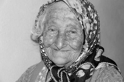 Chiste: Abuelita, abuelita