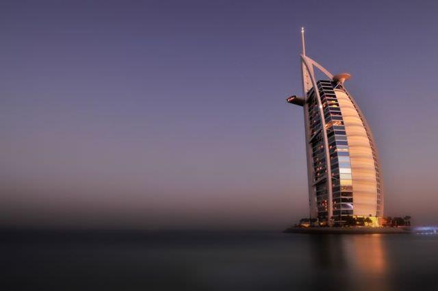 un paraíso arquitectónico