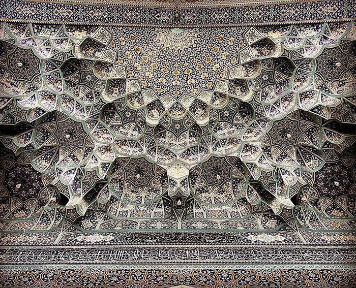 mezquitas de irán