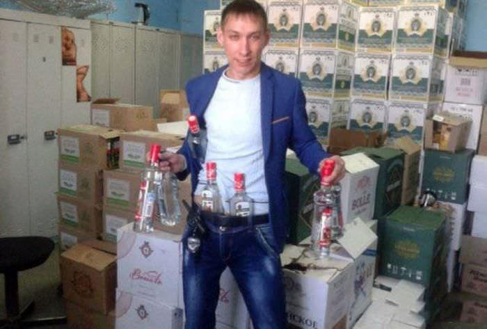 cosas que solo se ven en Rusia