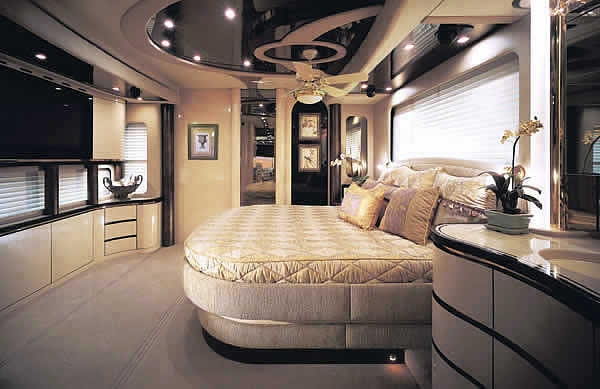 camión de lujo