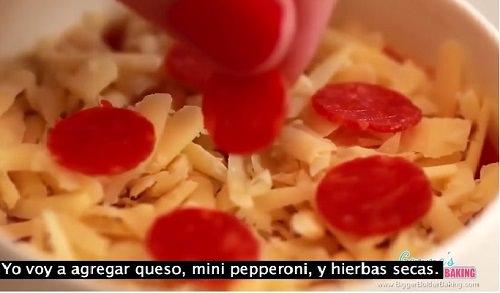 Prepara Una Deliciosa Pizza En Tu Microhondas
