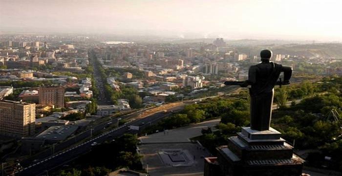 ciudades vistas desde el cielo
