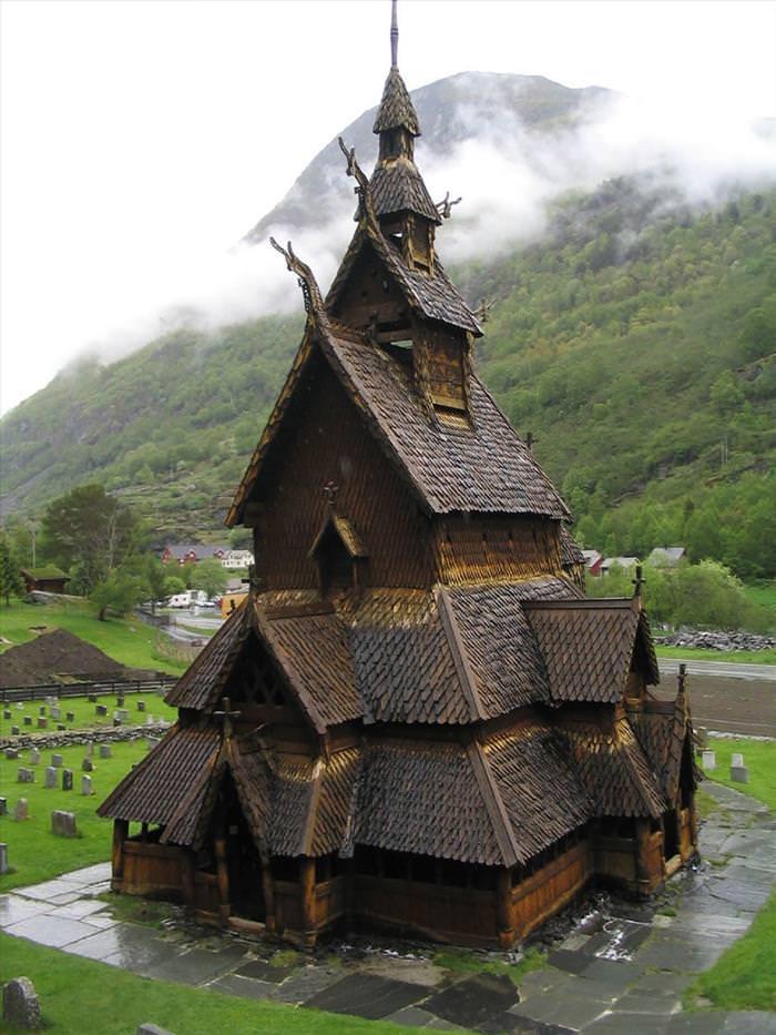 Noruega, Una Belleza De Cuento De Hadas