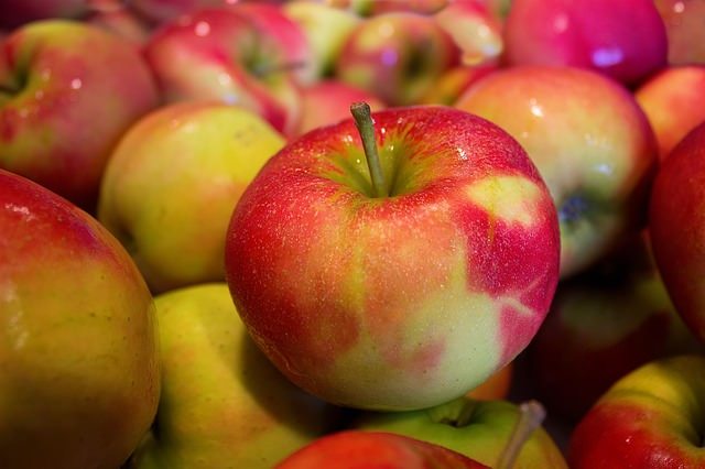 beneficios manzana