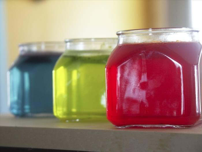 ambientador de gelatina
