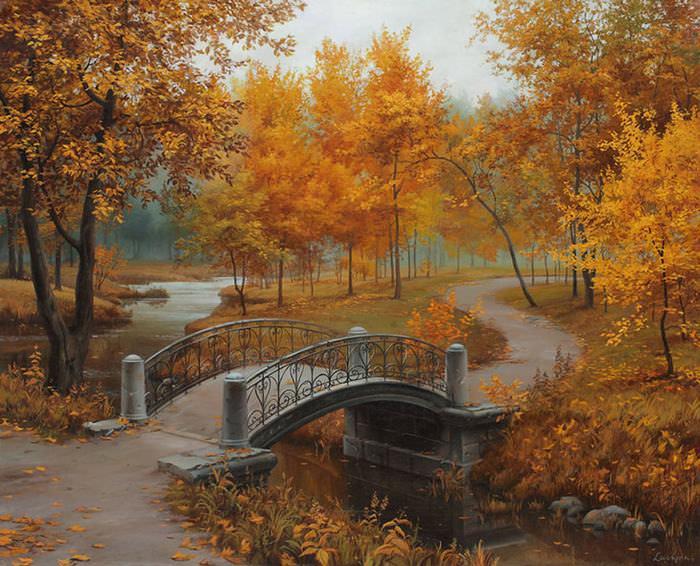 coleccion pinturas Evgeny Lushpin