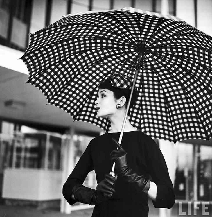 moda de los años 50 y 60