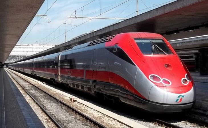 10 trenes más veloces del mundo