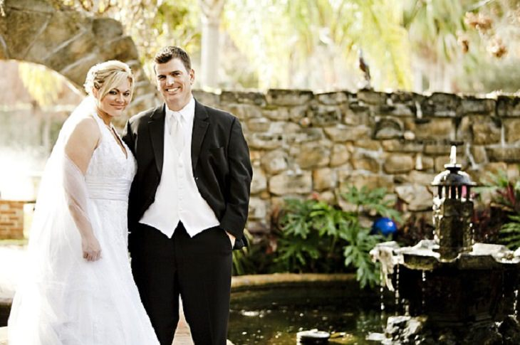 antes y despues de la boda