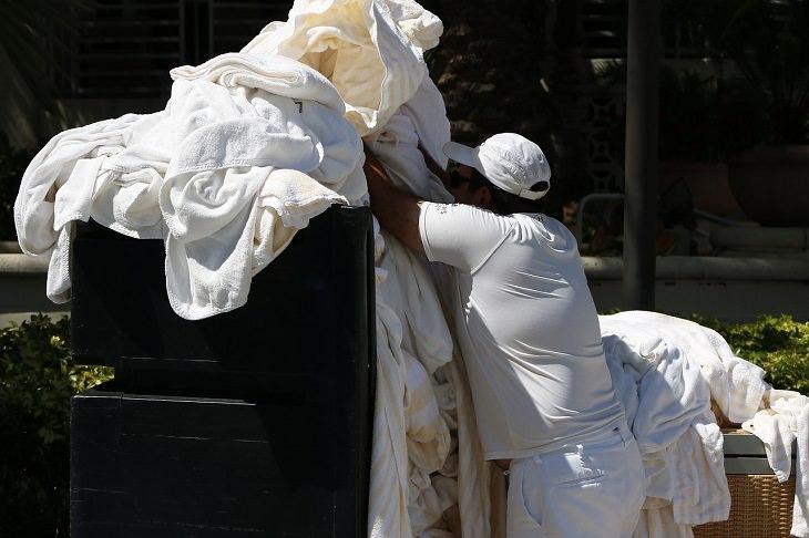 blanqueante natural para la ropa