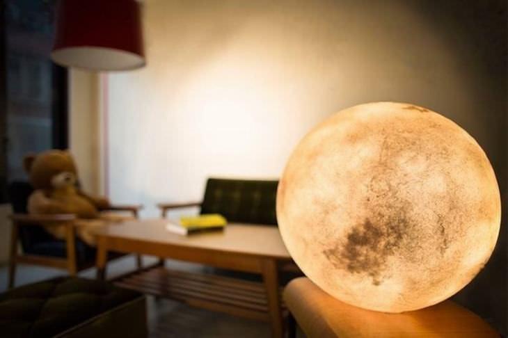 haz tu lampara lunar