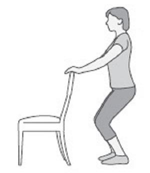ejercicios para el dolor de rodilla