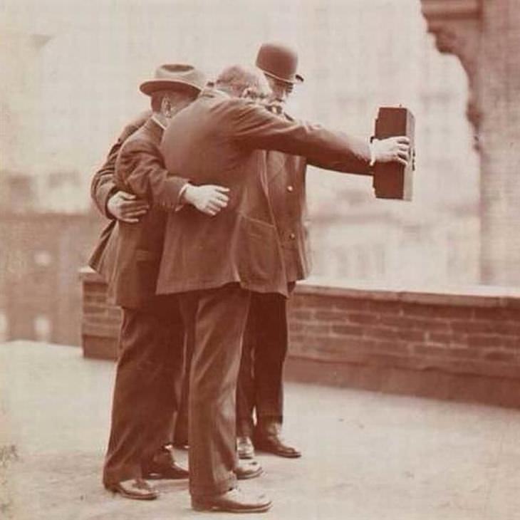 fotos de otras décadas muestran como era la vida