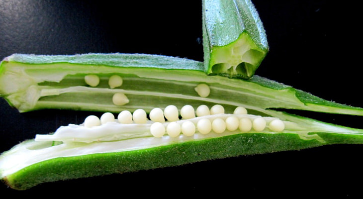 beneficios de la okra