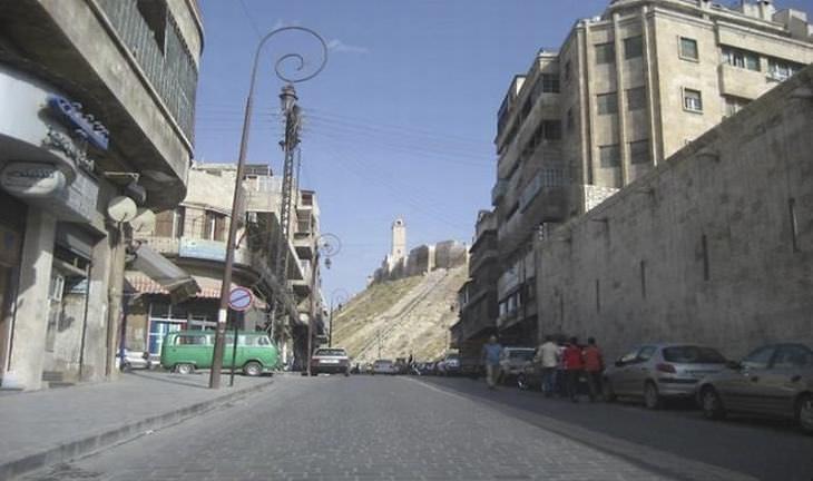 Siria antes y después de la guerra