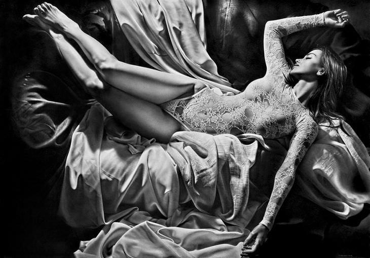 las obras de Emanuele Dascanio