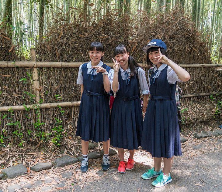 chiste alumna japonesa