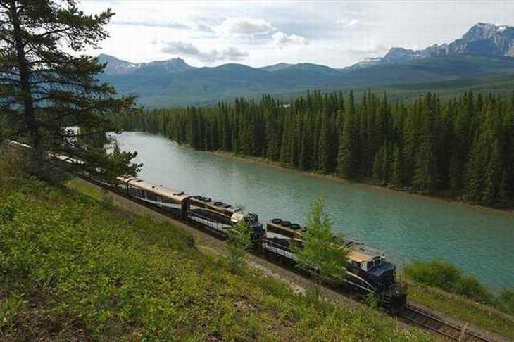 recorridos para hacer tren