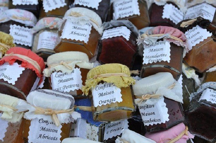 etiquetas frascos