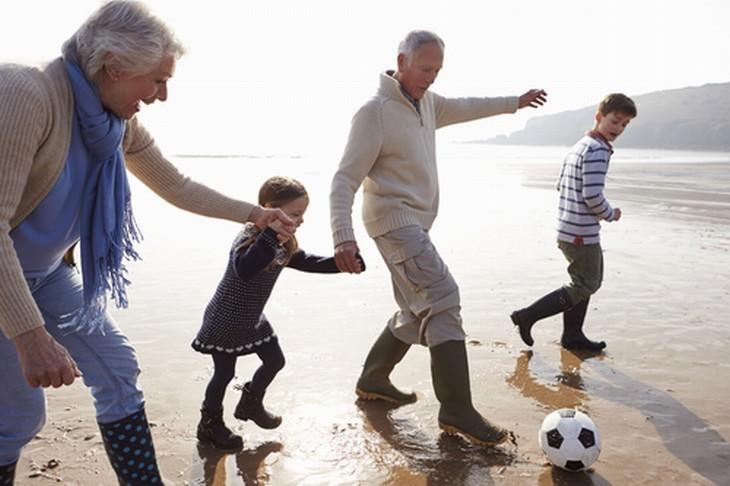 relacion abuelos y nietos