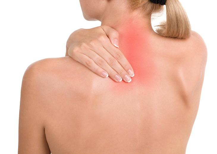 masaje cuello un minuto
