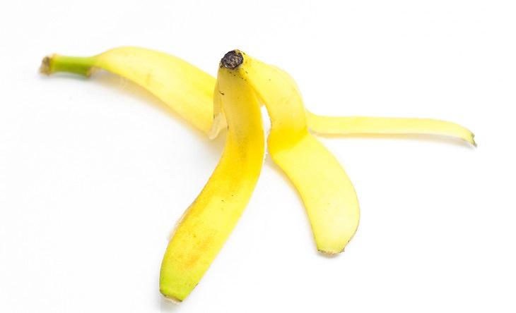 usos cáscaras plátanos