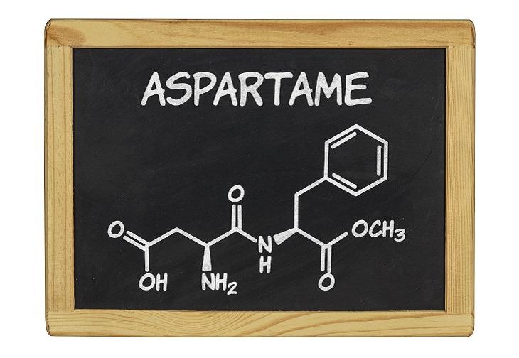 las peligros del aspartamo