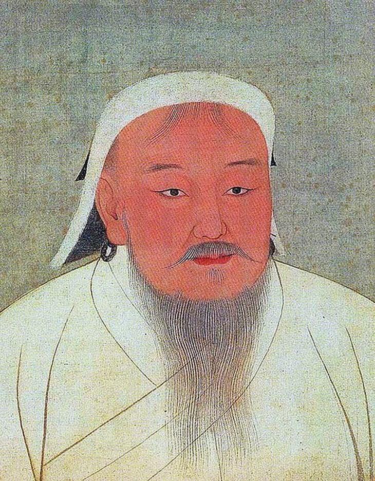 Curiosidades Genghis Khan