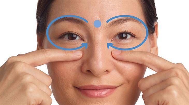 puntos presión mejorar visión
