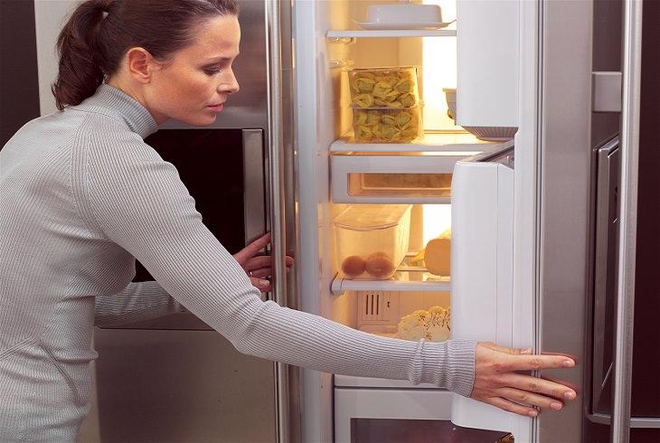 organizar frigorífico