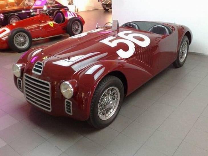 evolución Ferrari
