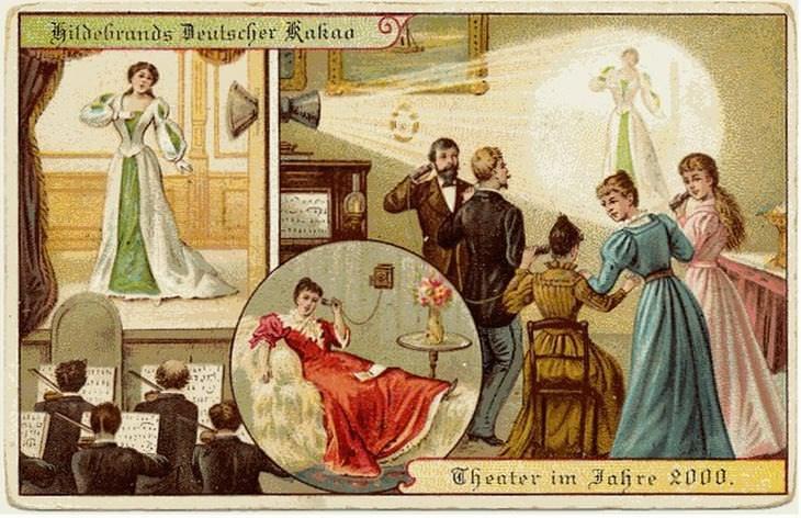 Postales de 1900